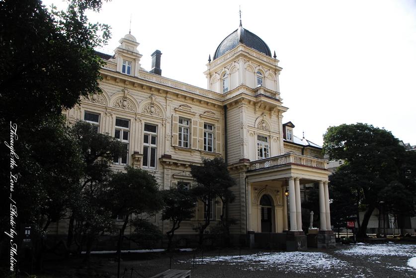 旧岩崎邸庭園1