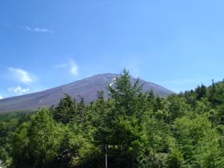 山頂も近い