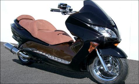 ビッグスクーター