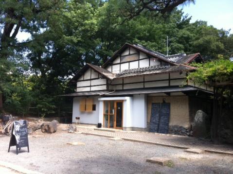 鶴舞公園カフェ