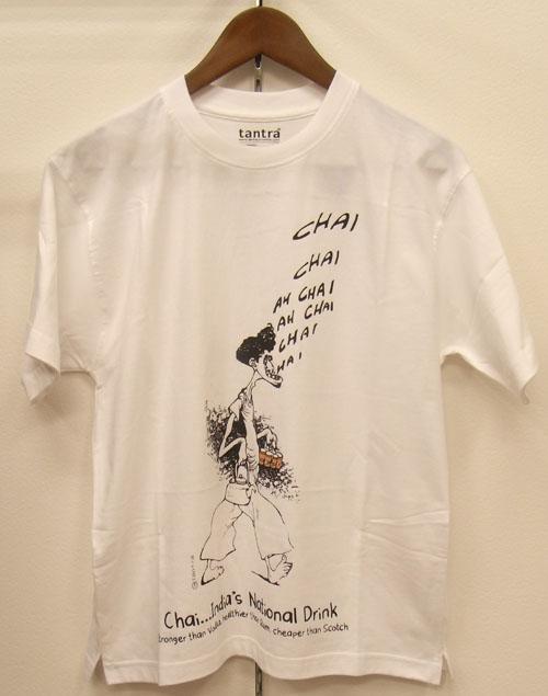 CHAI Tシャツ