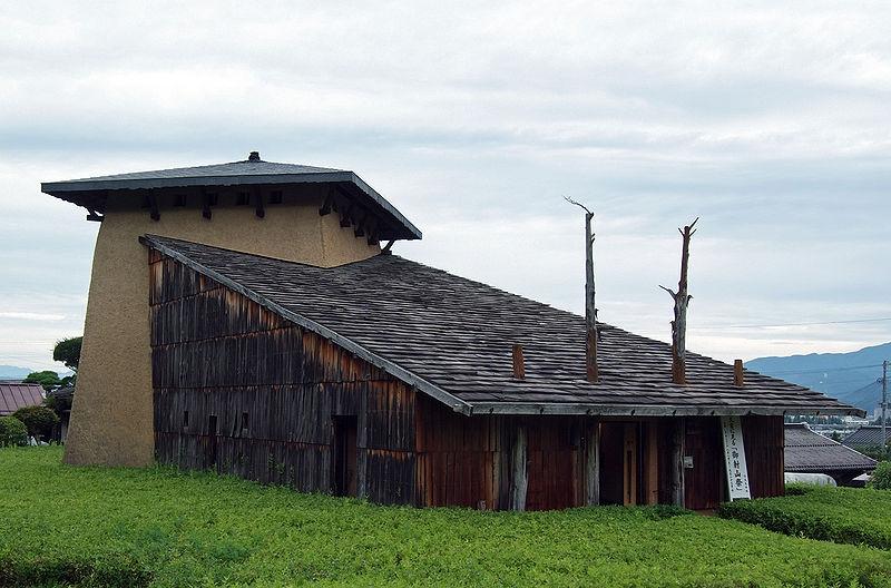 藤森建築1