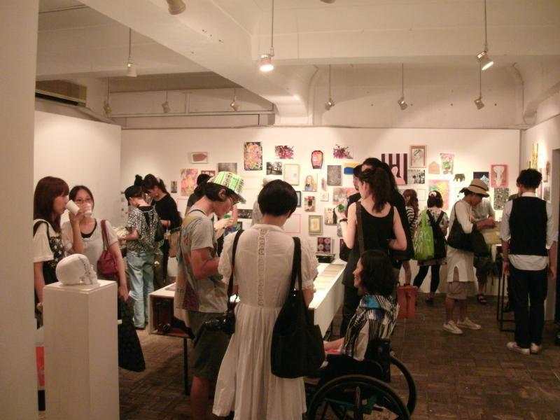 2010展写真2