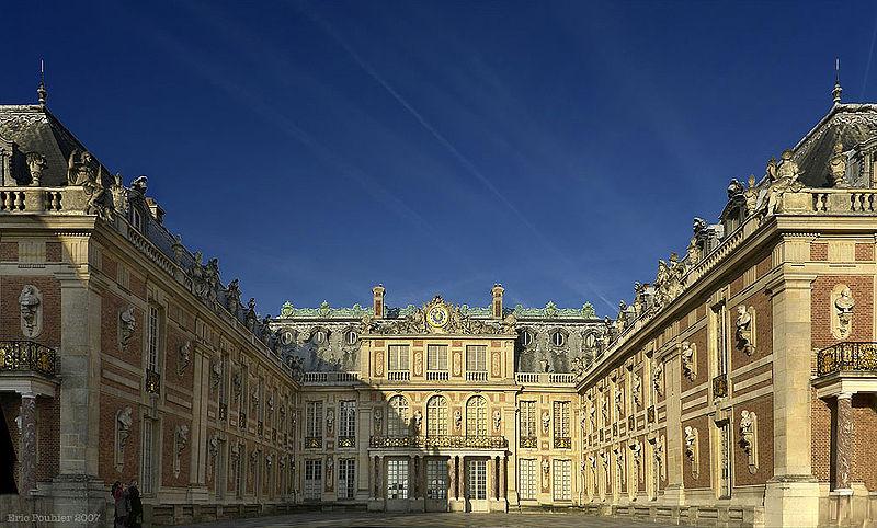 ベルサイユ宮殿その1