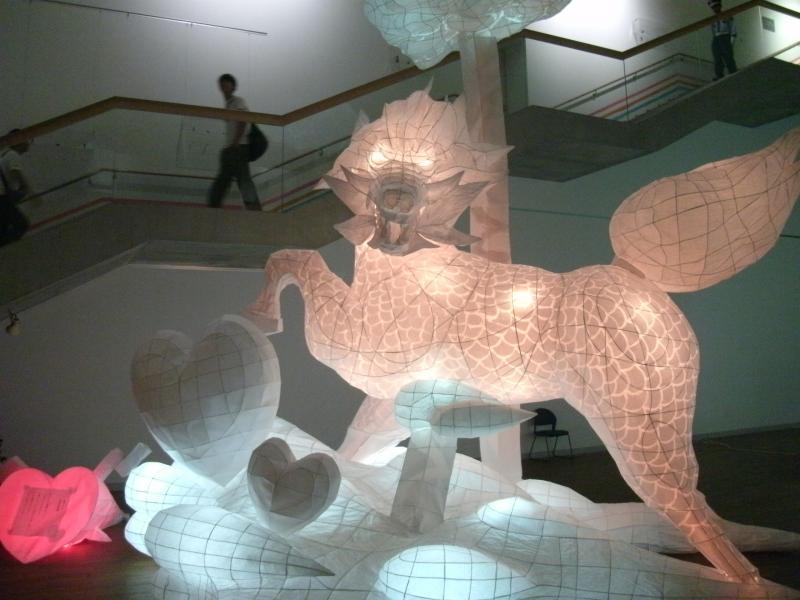 大瓜生山祭ねぶた画像