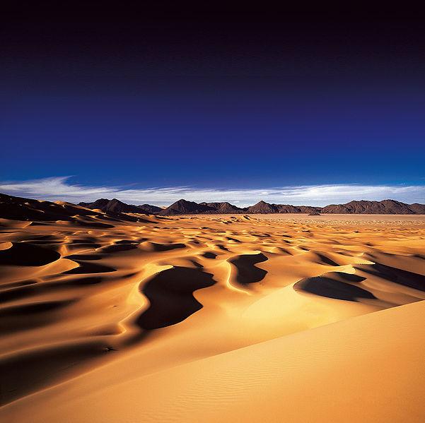 砂漠画像1
