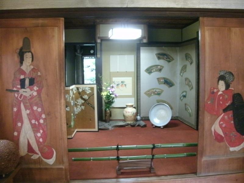 木津川襖絵画像