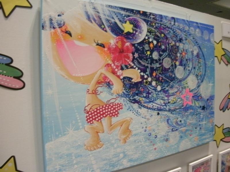 『夏(仮題)』作品画像