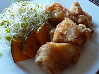 Monk Fish Fry