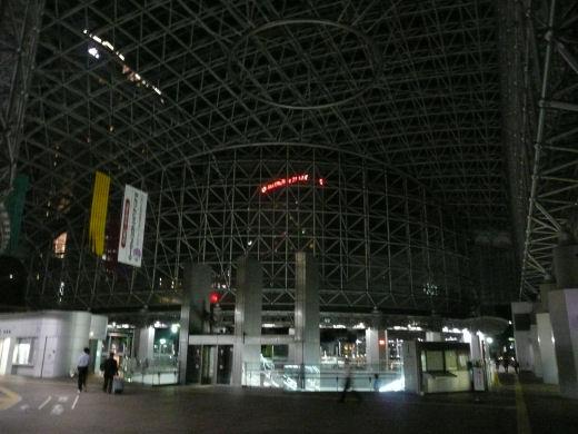 JR金沢駅(10.8.31)