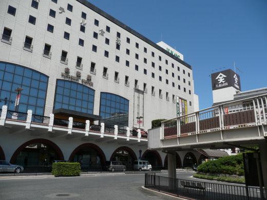JR倉敷駅(10.9.1)