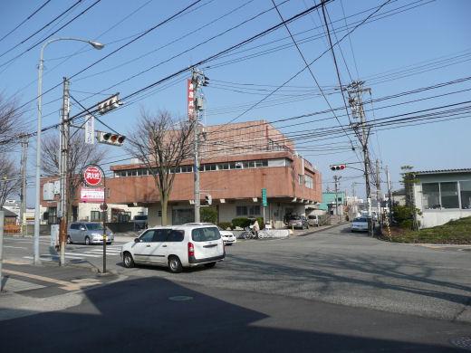 金沢市・増泉三丁目交差点(東向き全景、10.2下旬)