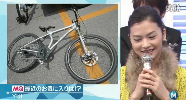 YUI 自転車 マウンテンバイク 画像