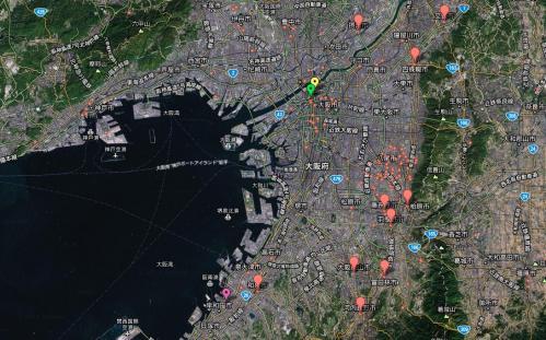 MAP_大阪府