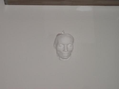 ベートーベンのデスマスク