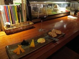キルシュワイン&チーズ