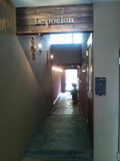 ポワロン入口