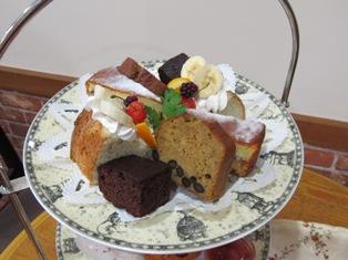 紅茶館ケーキ