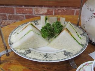 紅茶館サンドイッチ