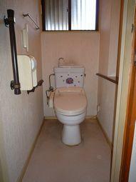 K様邸 前トイレ