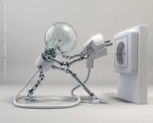 電球型ロボット