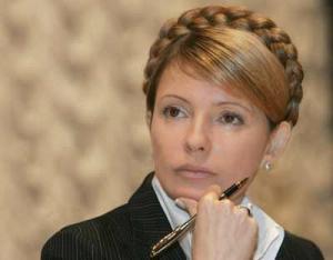 ティモシェンコ首相