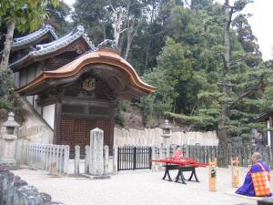叡福寺 聖徳太子の墓