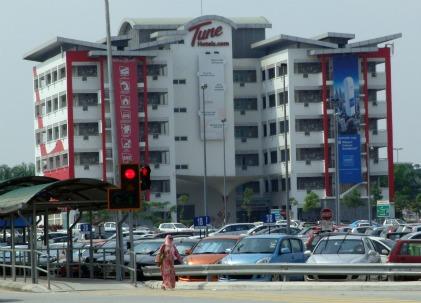 Tuneホテル