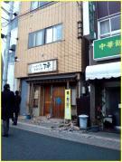 外壁の崩落