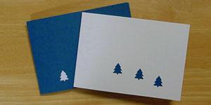カード表紙2色