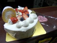 モンシェールのケーキ