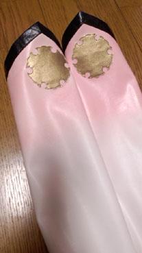 【遙か5】蓮水ゆき衣装記録