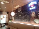 高円寺 かき小屋 店内(2013/3/2)