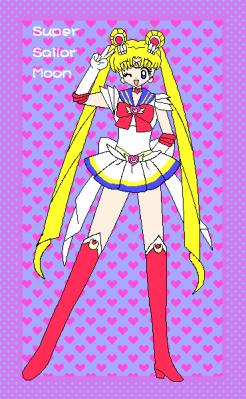美少女戦士セーラームーンss スーパーセーラームーン