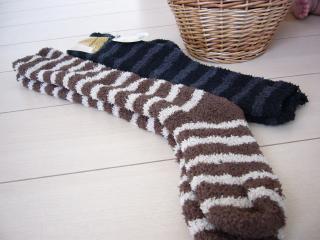 マシュマロ靴下