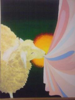 夢を紡ぐ羊