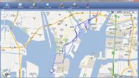 地図 漕行跡 20130216