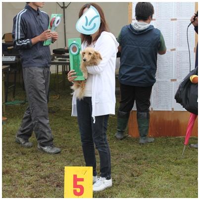 雨の中の競技会7