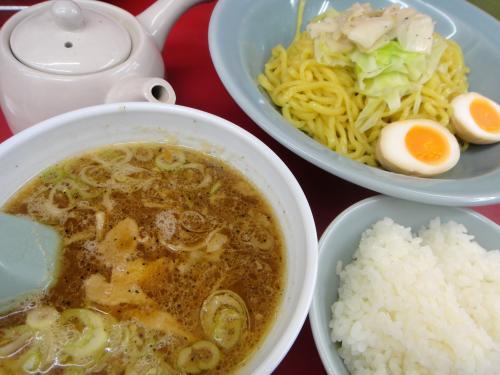 山岡家生姜香るつけ麺_convert_20110905191841