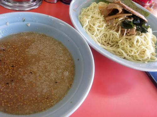 ラーショつけ麺