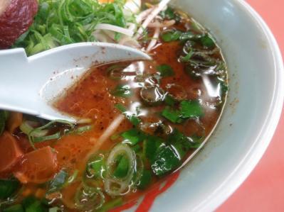 山岡家スープ2