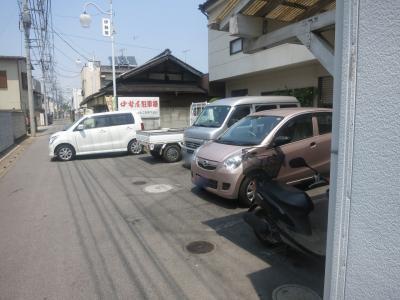 伊勢屋駐車場2