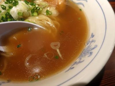 めんじゃらけスープ