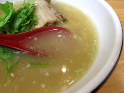 からっ風スープ