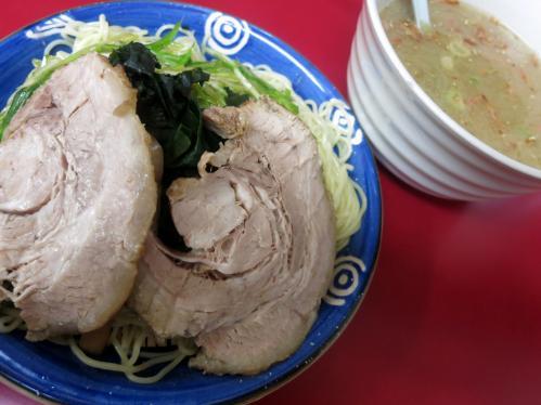卒島つけ麺
