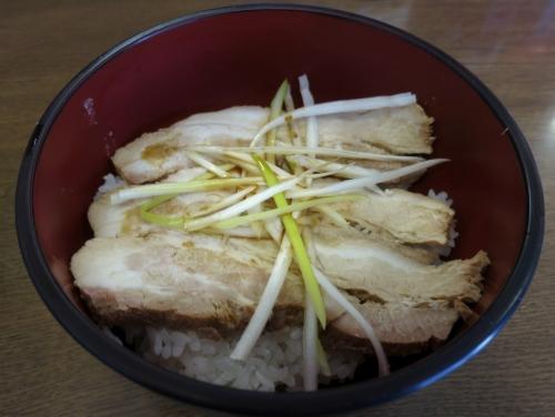 ラーショチャー丼