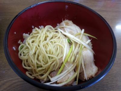 ラーショチャー丼3