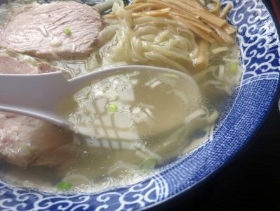 銀六スープ