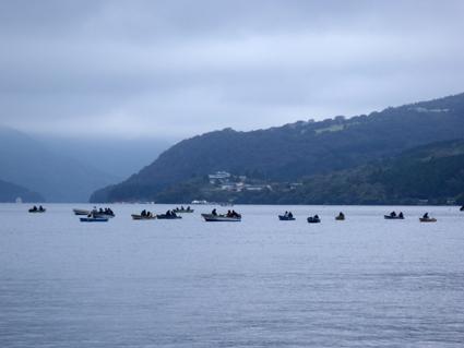 1.芦ノ湖