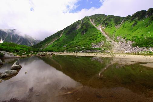 伝説の濃ヶ池